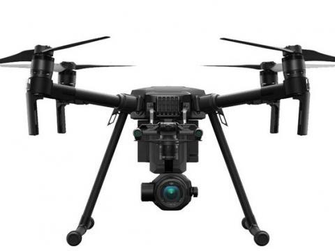 Aerovigilancia con drones